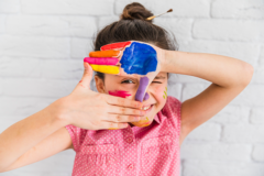 Подбор контактных линз детям