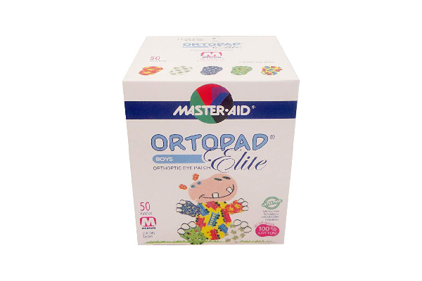 ORTOPAD Elite Boys, medium size, 50 шт.