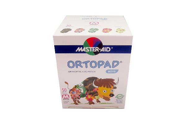 Окклюдеры Ortopad для мальчиков, размер medium