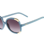Детские солнцезащитные очки Chloe CE3603S denim