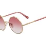 Детские солнцезащитные очки Chloe CE3103S rose gold