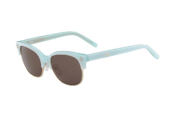 Детские солнцезащитные очки Chloe CE3613S aqua