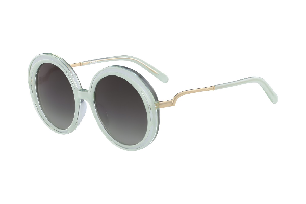Детские солнцезащитные очки Chloe CE3614S light green