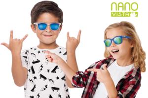 Силиконовые оправы NanoVista для детских очков