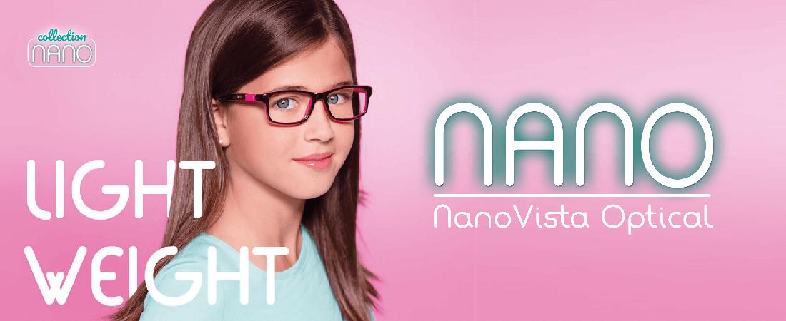 Силиконовые оправы NanoVista коллекция NanoOptical
