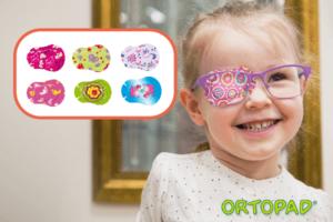 Окклюдер Ortopad для мальчиков и девочек