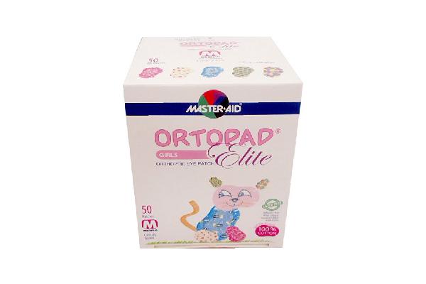 ORTOPAD Elite Girls, medium size, 50 шт.