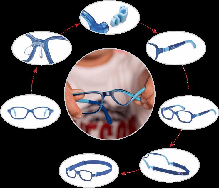 Как выбрать детские очки
