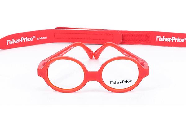 Детская оправа Fisher Price FPV11-RED