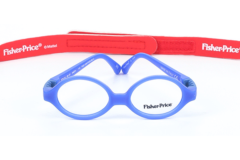 Детская оправа Fisher Price FPV19-BLUE