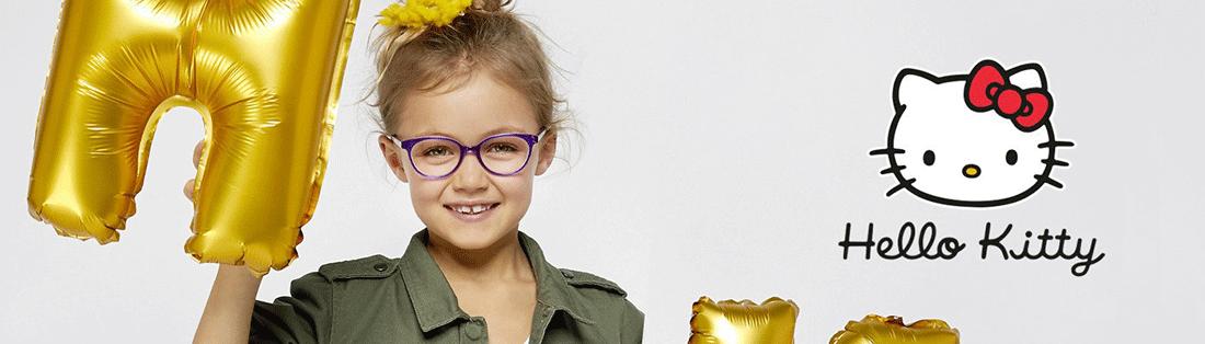 Детская оправа Hello Kitty для девочек