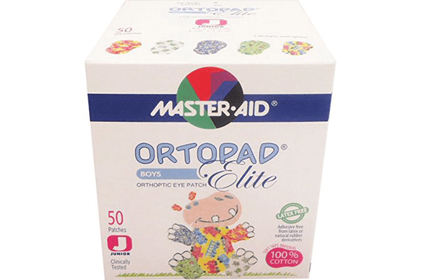 ORTOPAD Elite Boys, junior size, 50 шт.